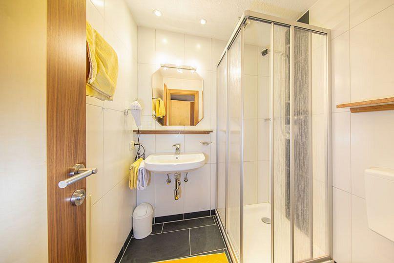 Badezimmer-Appartement-Sölden