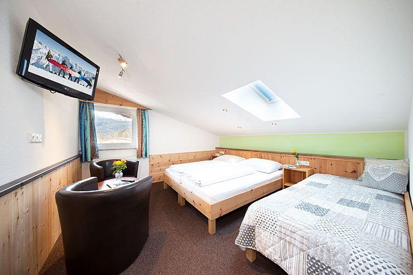 Doppelzimmer-Appartement-Sölden